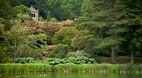 Mount Stewart Garden..